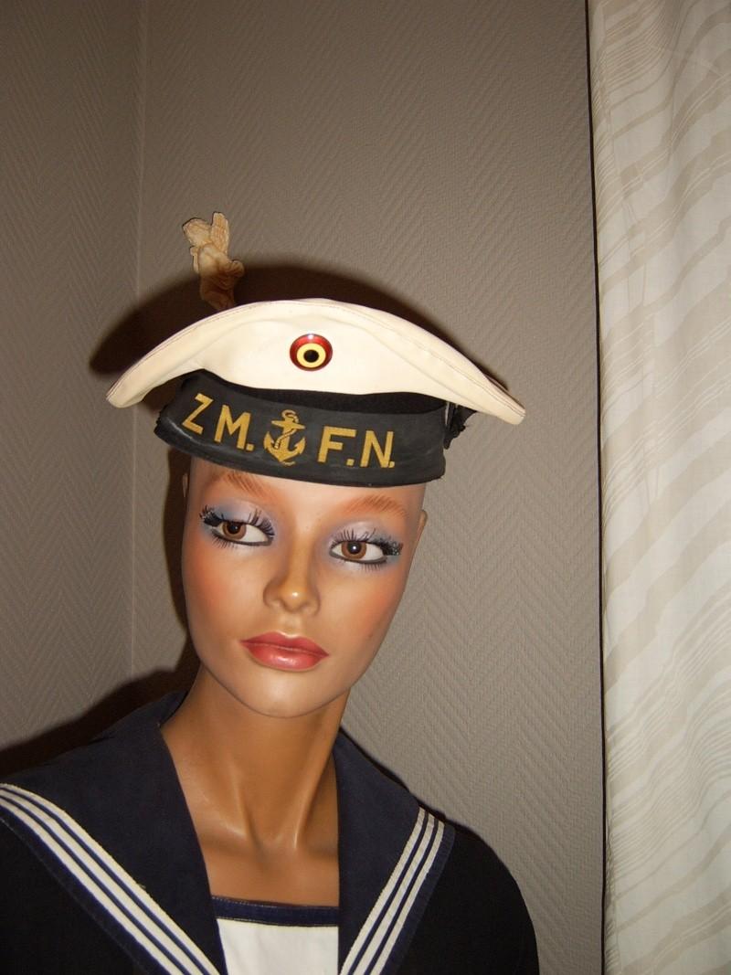 Collection pièce uniforme et insigne Marine Nouvel19