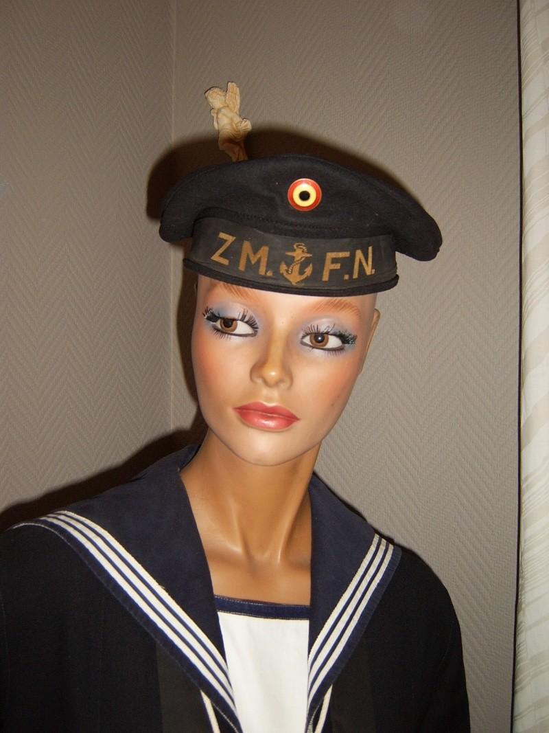 Collection pièce uniforme et insigne Marine Nouvel20