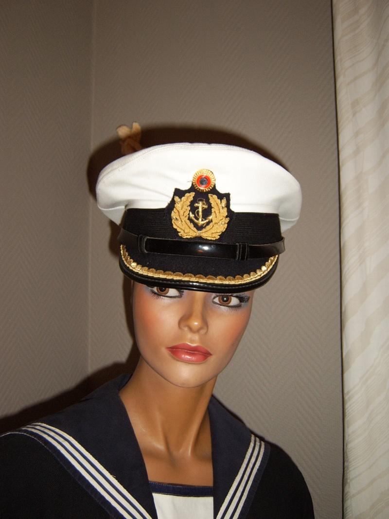 Collection pièce uniforme et insigne Marine Nouvel21