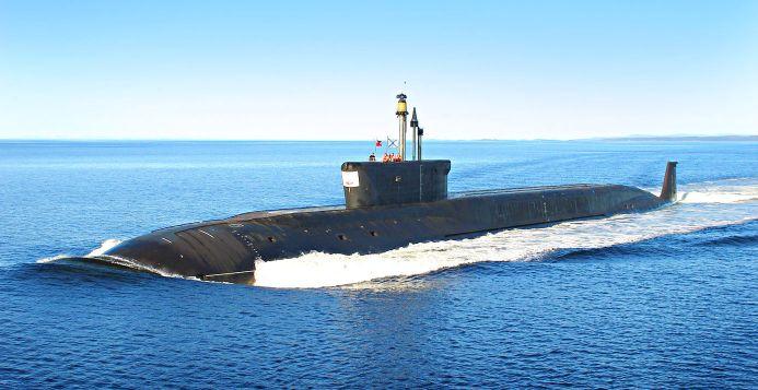 Project 955: Borei class SSBN Borei211