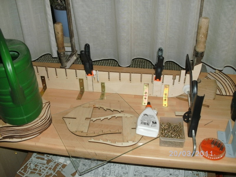 JesusBelzheim Baubericht Victory aus Holz Pictki11