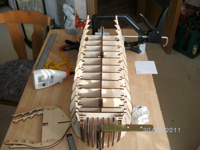 JesusBelzheim Baubericht Victory aus Holz Pictki16
