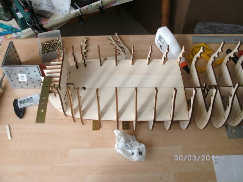 JesusBelzheim Baubericht Victory aus Holz Pictki17