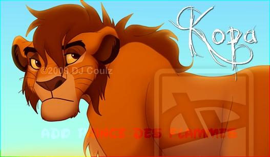 ~ Galerie d'un lion voulant être un artisteuh  10090814