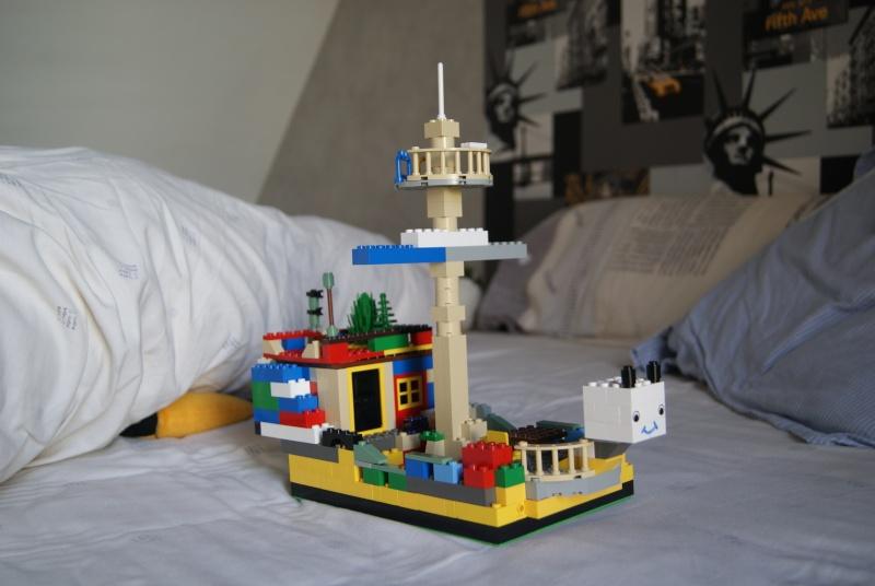 Quelle histoire inventer pour u film en lego? Dsc00410