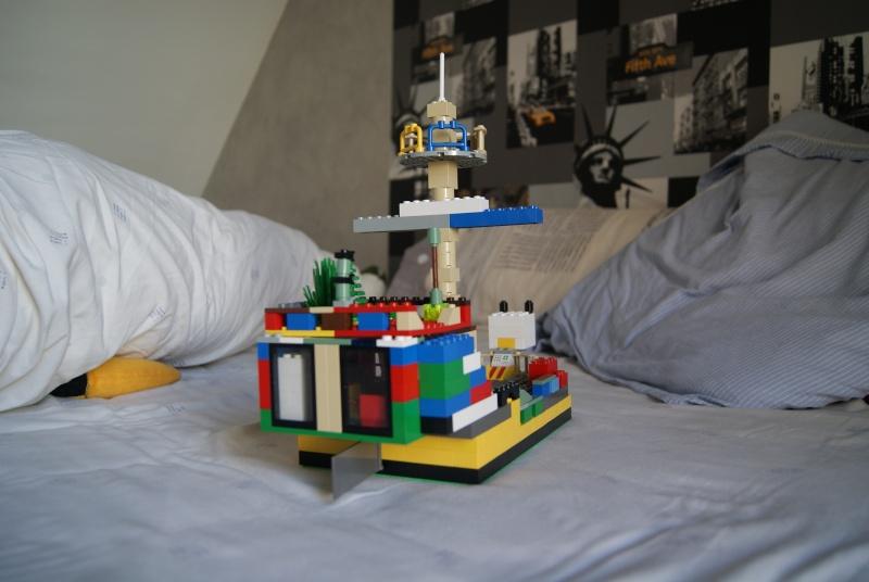 Quelle histoire inventer pour u film en lego? Dsc00411