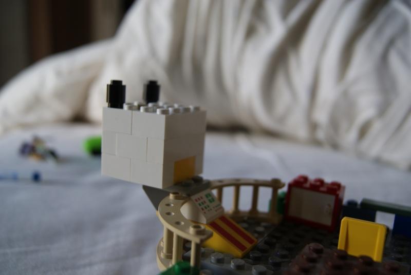 Quelle histoire inventer pour u film en lego? Dsc00412
