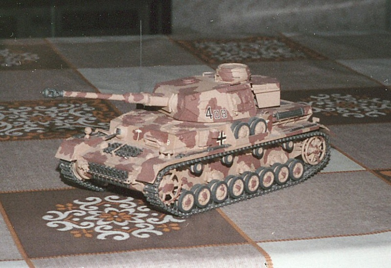 Le Mobelwagen par l'ancien au 1/35ème - Tamiya - Page 2 Panzer10