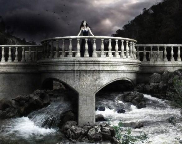 Paysages Magnifique, féerique ou étrange.... Pont10