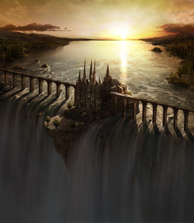 Paysages Magnifique, féerique ou étrange.... Waterf10