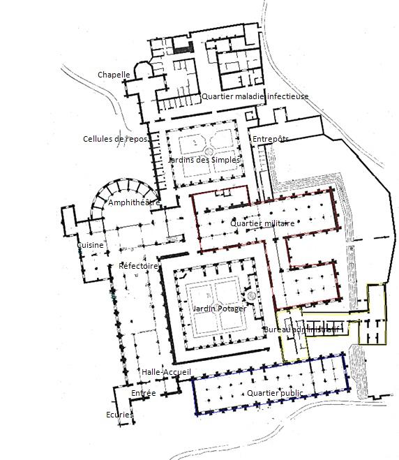 [RP lieu] Hôpital Public Guernessiais Plan_h10