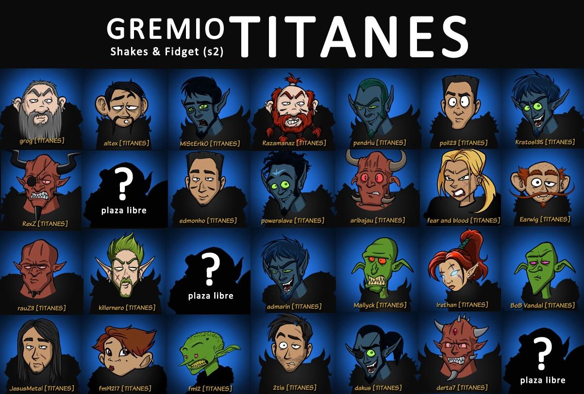 GREMIO TITANES