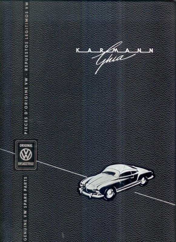 Karmann Ghia Low Light 1958 book 00010