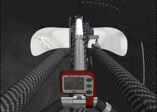 Le Human Power Team Delft veut battre le record de vitesse en 2011 à BM Velox_10