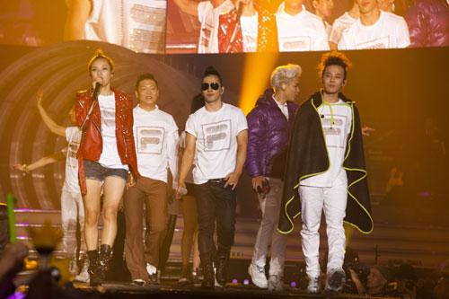 [PLURI] Concert de la YG Family 20101211