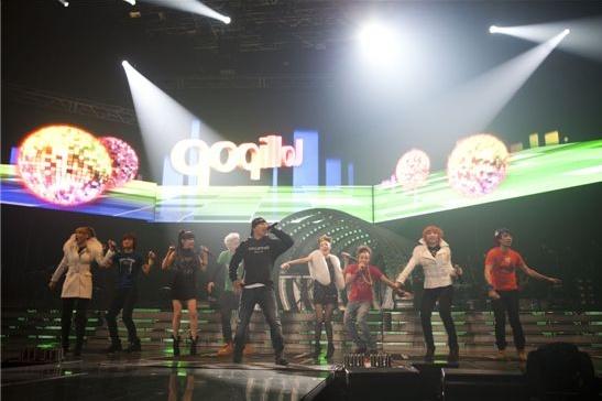 [PLURI] Concert de la YG Family 2ne1an10
