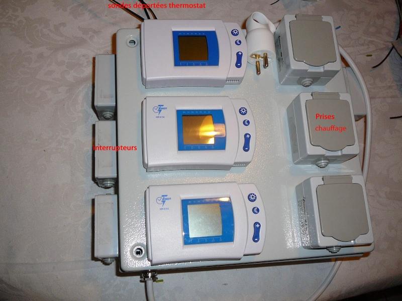 montage électronnique d'un programmateur horaire avec affichage lcd P1050717