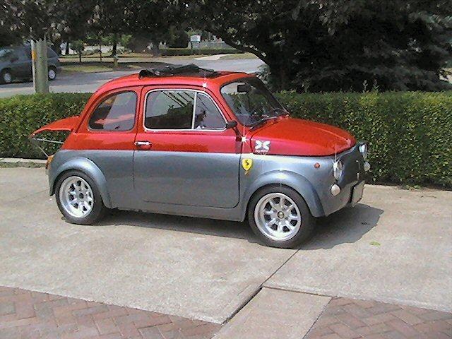 Restauro Fiat 126 Personal 4 - Pagina 3 Abarth10