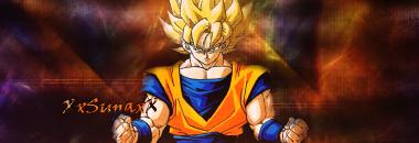 Goku Signature Goku11