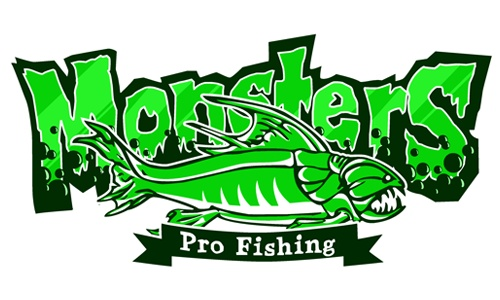 Nouvelle boutique pêche : Monsters Pro Fishing Logo_511