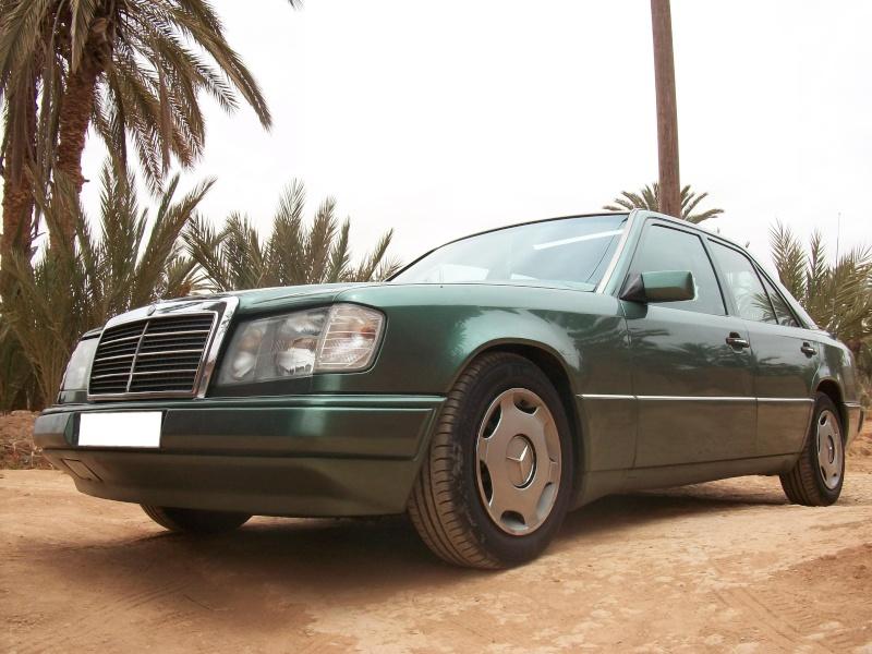 En route vers le sahara, avec ma Mercedes!  10070810