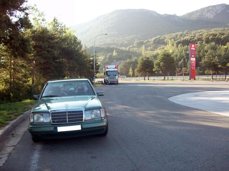En route vers le sahara, avec ma Mercedes!  100_2913