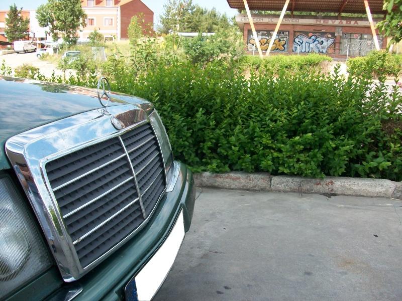 En route vers le sahara, avec ma Mercedes!  100_3015