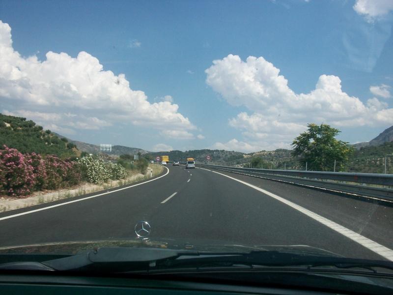 En route vers le sahara, avec ma Mercedes!  100_3031