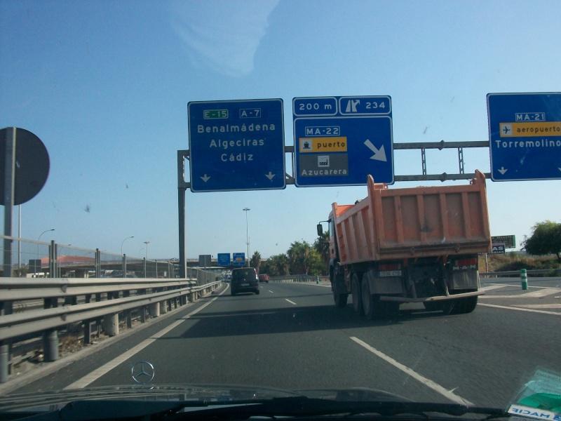En route vers le sahara, avec ma Mercedes!  100_3037