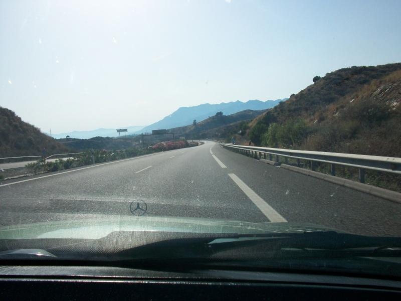 En route vers le sahara, avec ma Mercedes!  100_3038