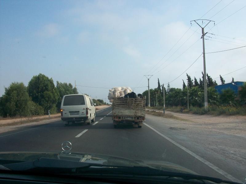 En route vers le sahara, avec ma Mercedes!  100_3129