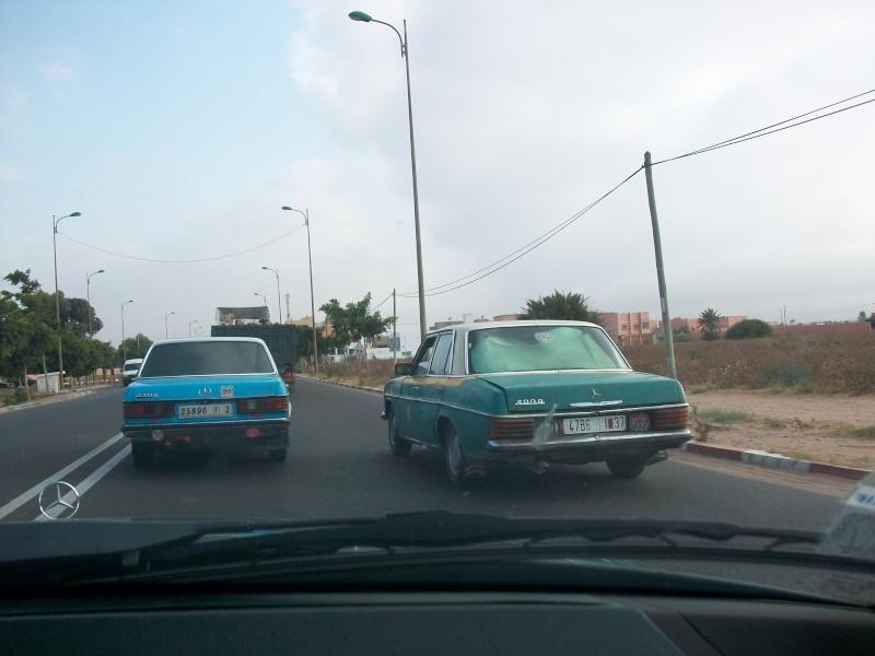 En route vers le sahara, avec ma Mercedes!  100_3134