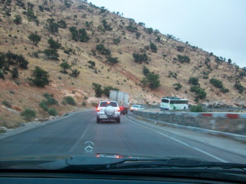 En route vers le sahara, avec ma Mercedes!  100_3239