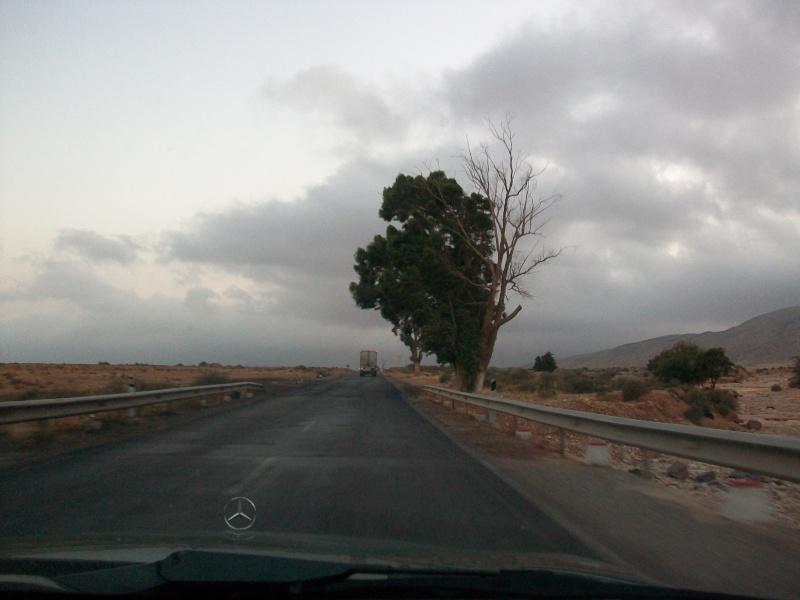 En route vers le sahara, avec ma Mercedes!  100_3248