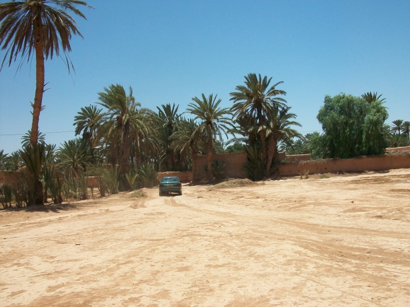 En route vers le sahara, avec ma Mercedes!  100_3411