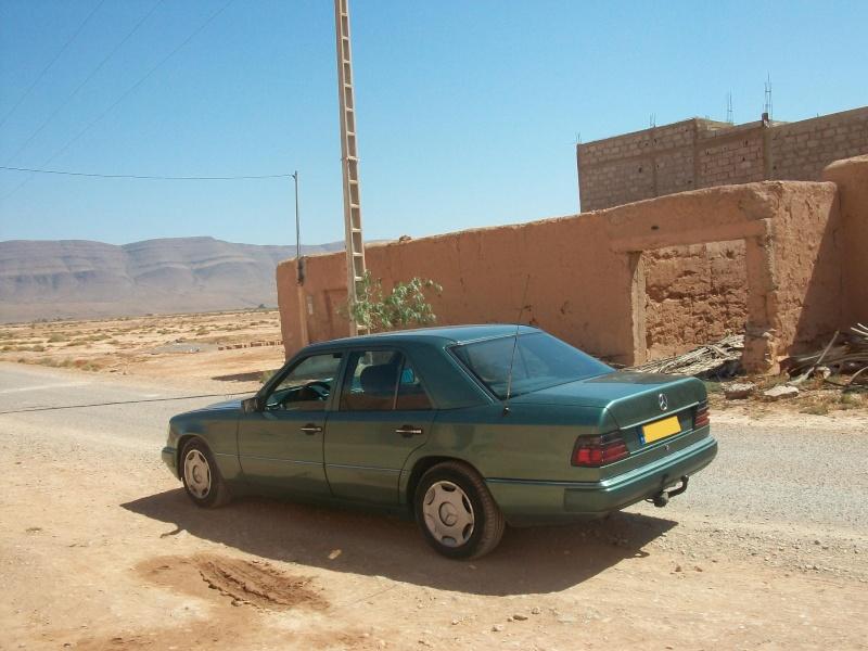 En route vers le sahara, avec ma Mercedes!  100_3430