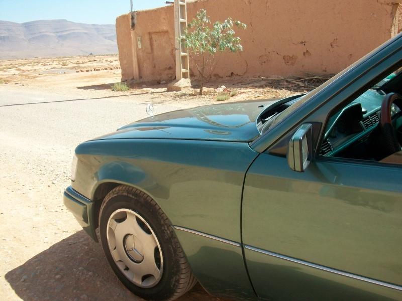 En route vers le sahara, avec ma Mercedes!  100_3431