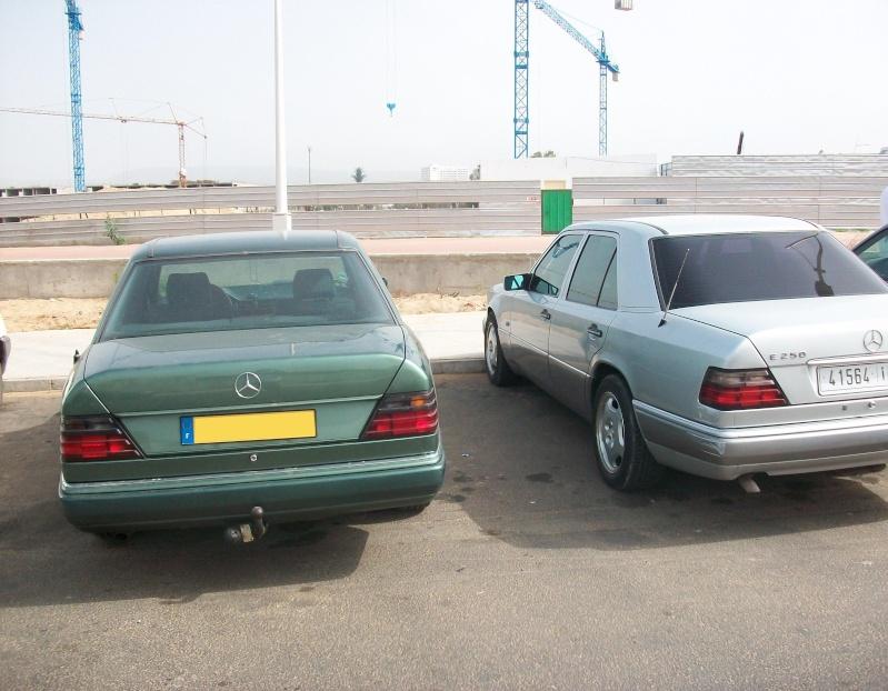 En route vers le sahara, avec ma Mercedes!  100_3526