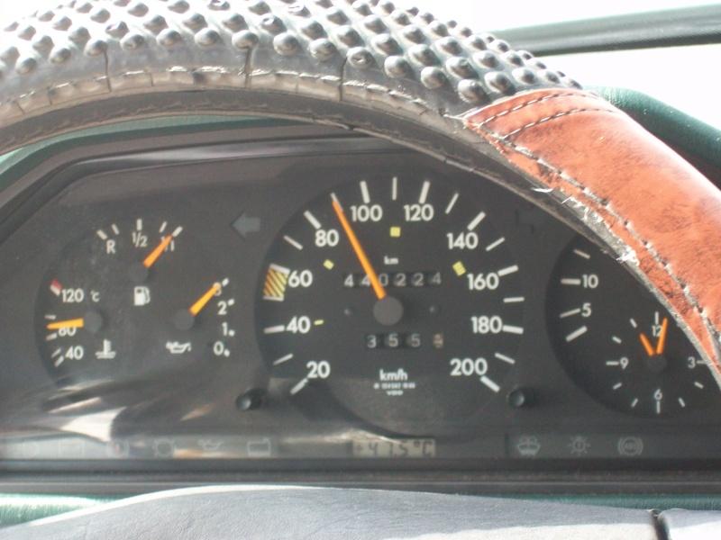 En route vers le sahara, avec ma Mercedes!  - Page 2 100_3616