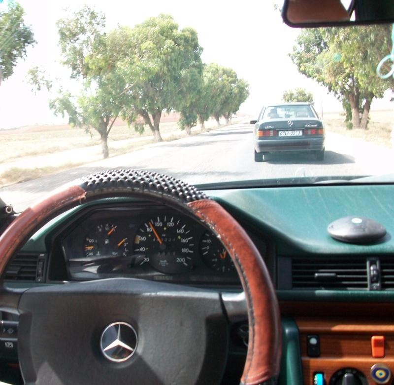 En route vers le sahara, avec ma Mercedes!  - Page 2 100_3617