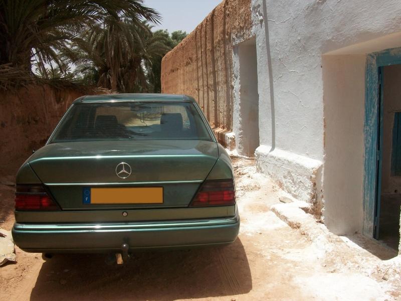 En route vers le sahara, avec ma Mercedes!  - Page 2 100_3621