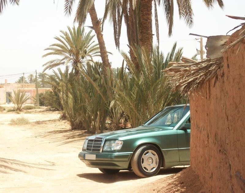 En route vers le sahara, avec ma Mercedes!  - Page 2 100_3622