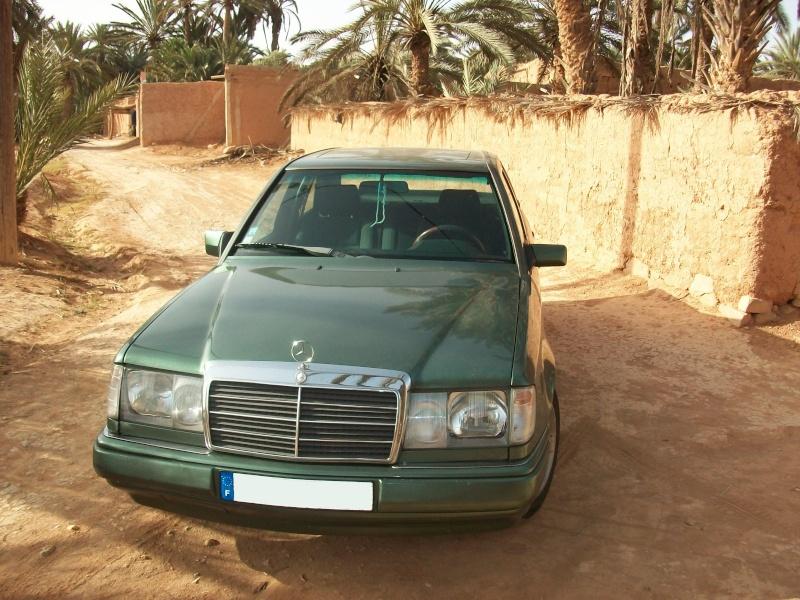 En route vers le sahara, avec ma Mercedes!  - Page 2 100_3628