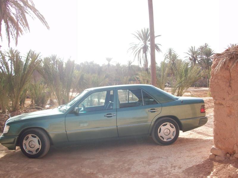 En route vers le sahara, avec ma Mercedes!  - Page 2 100_3629