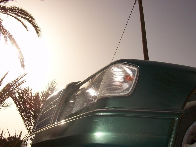 En route vers le sahara, avec ma Mercedes!  - Page 2 100_3635