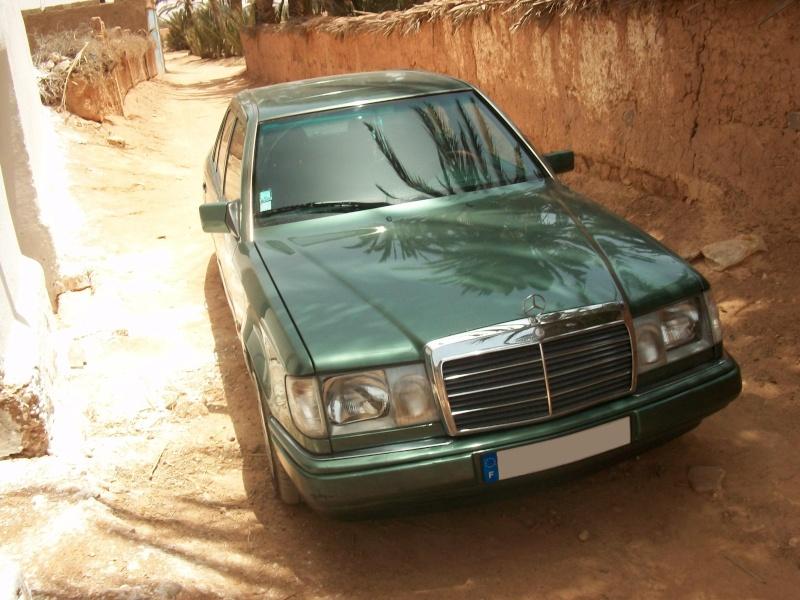 En route vers le sahara, avec ma Mercedes!  - Page 2 100_3654