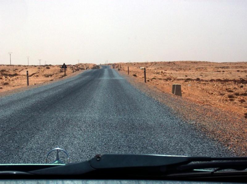En route vers le sahara, avec ma Mercedes!  - Page 2 100_3714