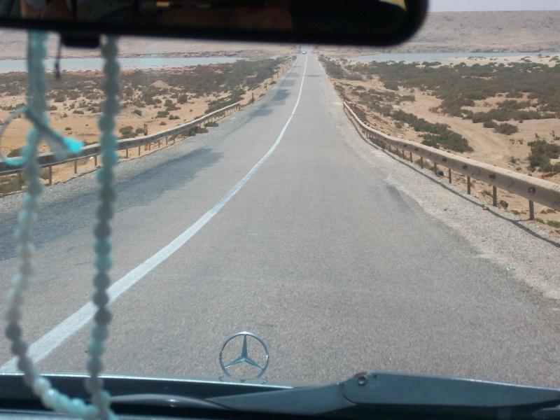 En route vers le sahara, avec ma Mercedes!  - Page 2 100_3724