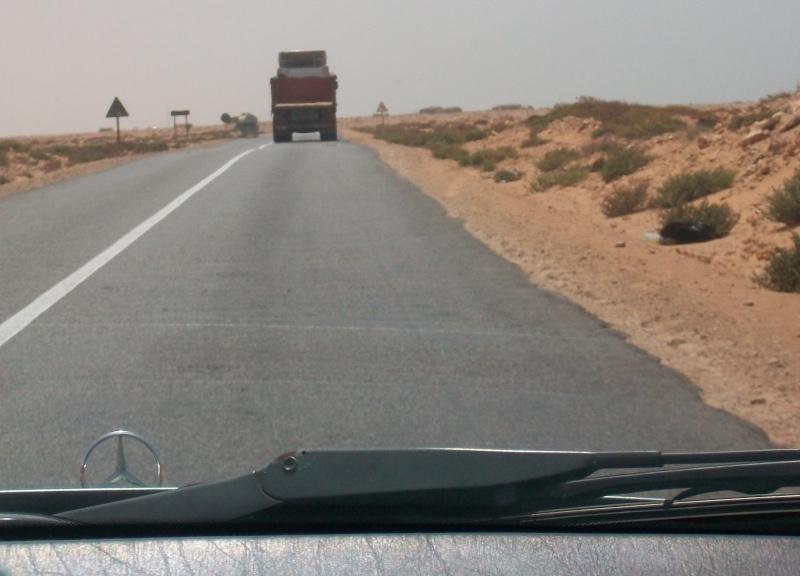 En route vers le sahara, avec ma Mercedes!  - Page 2 100_3751