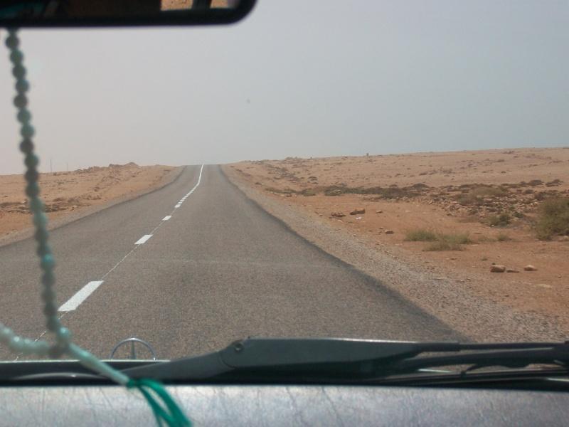 En route vers le sahara, avec ma Mercedes!  - Page 2 100_3763